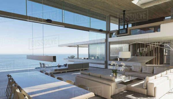Home Balcony Illustration