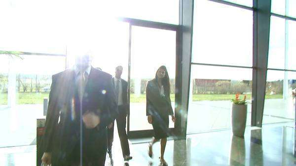 Businesspeople at work Royalty-free stock video