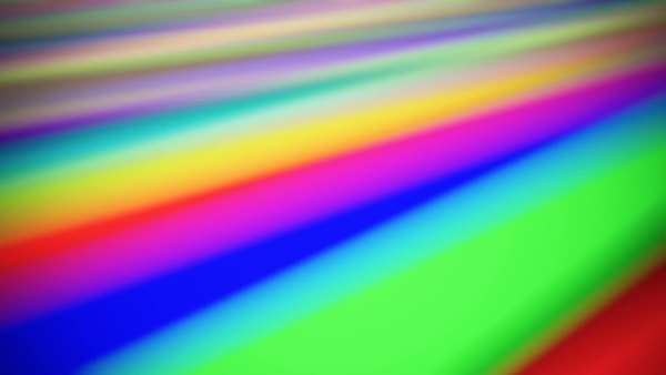 Abstract rainbow background Royalty-free stock video