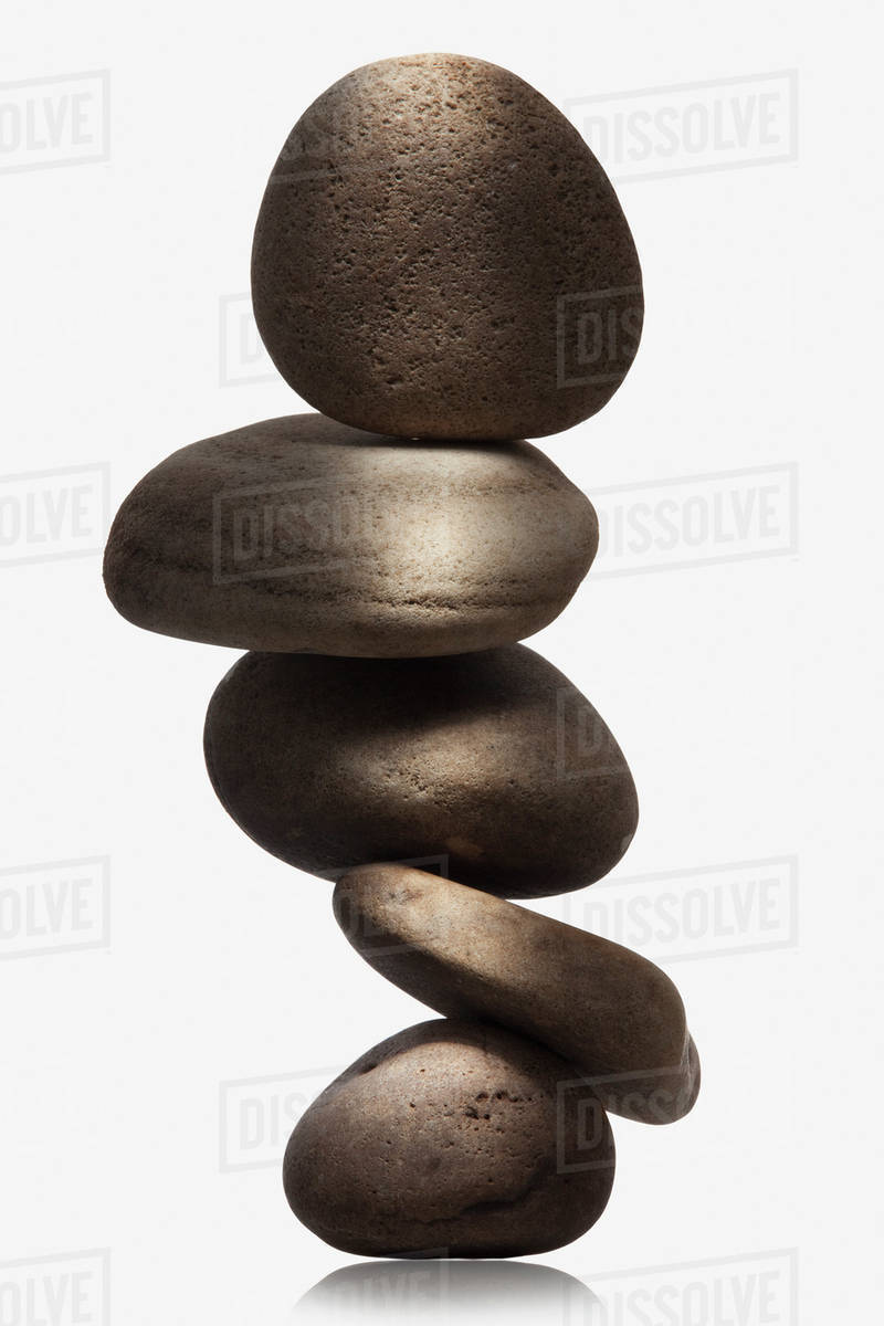 Balancing Rocks Stock Photo Dissolve