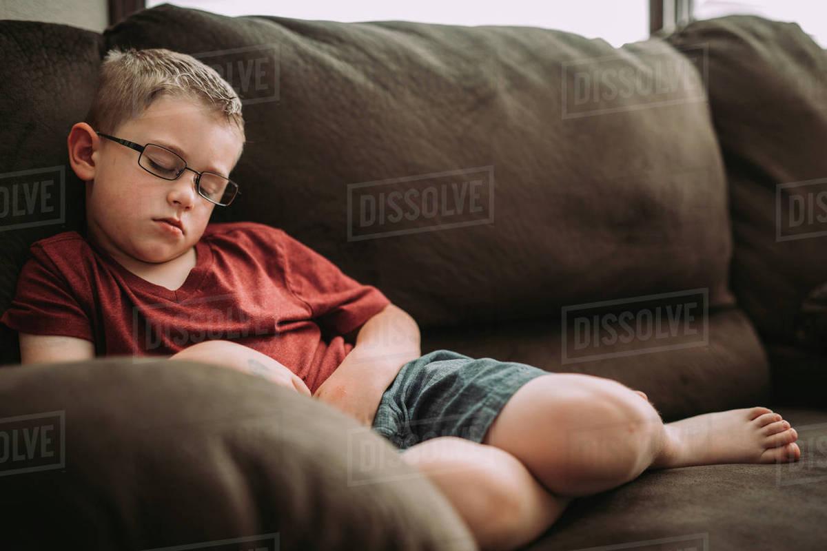 Boy sleeping photo 4