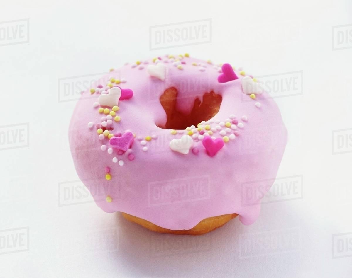 Awesome Strawberry Frosted Donut D1062 1 210 Inzonedesignstudio Interior Chair Design Inzonedesignstudiocom