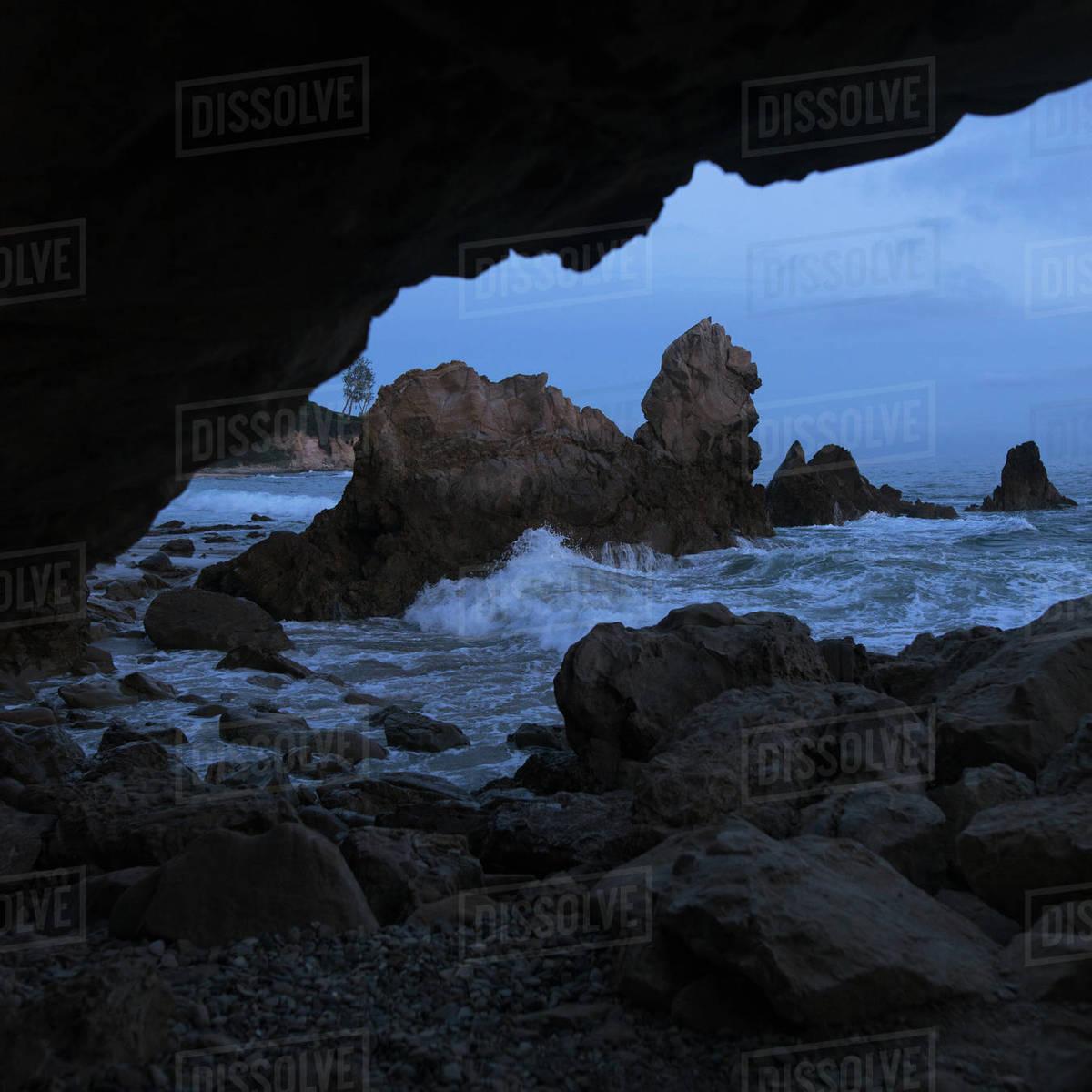 Corona Cave Royalty-free stock photo