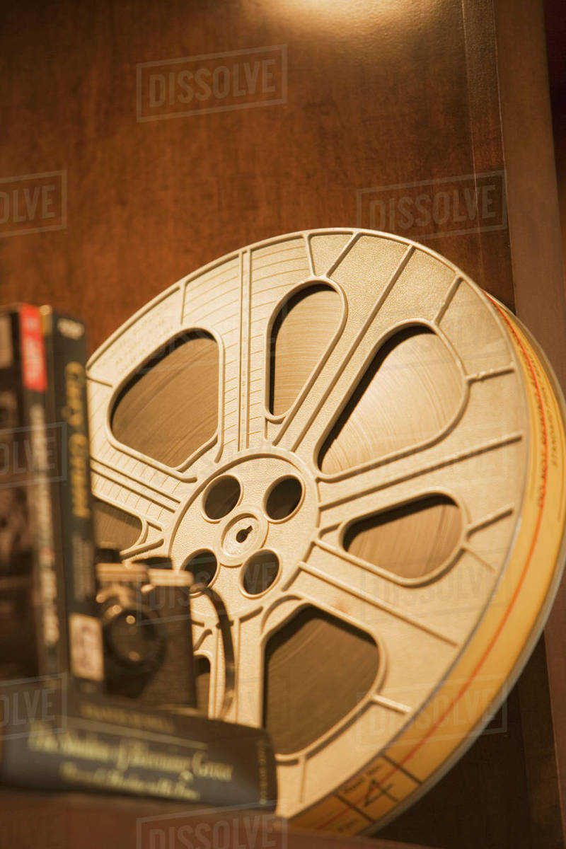 Nice Movie Reel Wall Decor Gift - Wall Art Collections ...