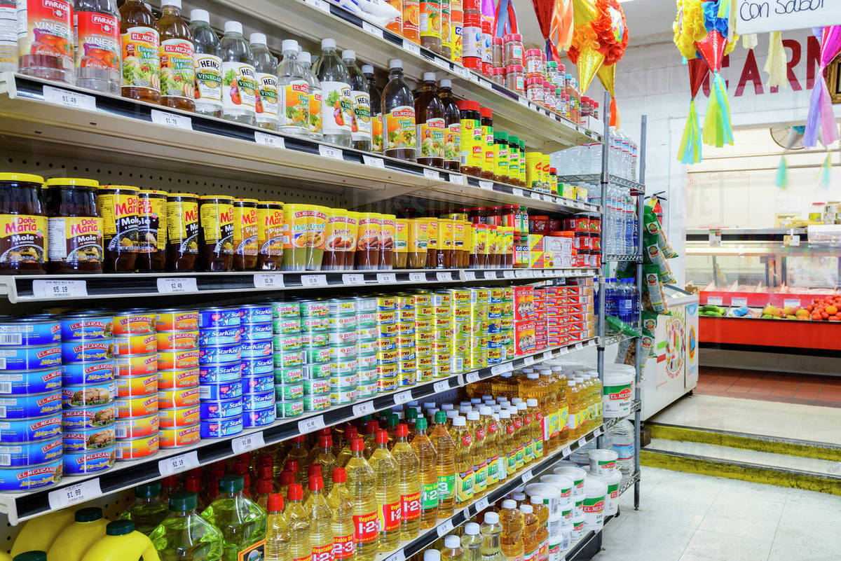 Image result for grocery store shelves