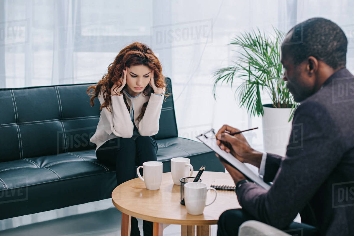 Should I See A Psychotherapist? - Tele Visual