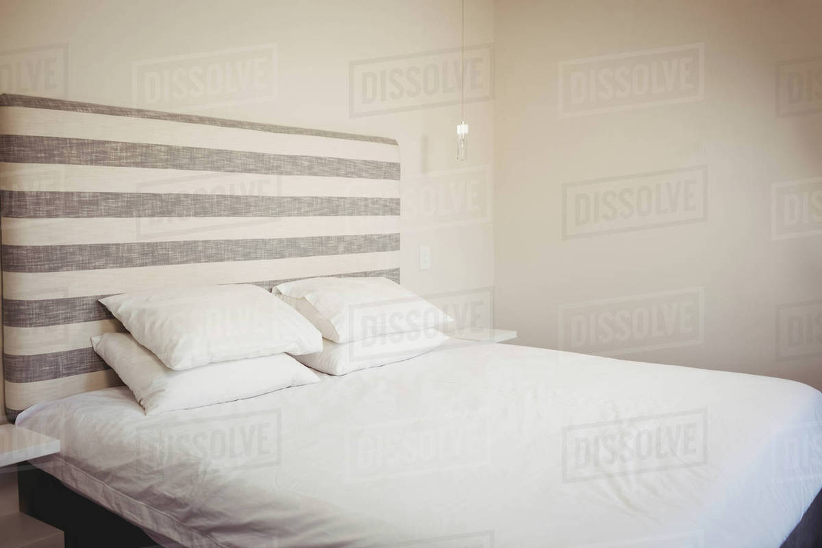 Empty Bedroom At Home Stock Photo Dissolve