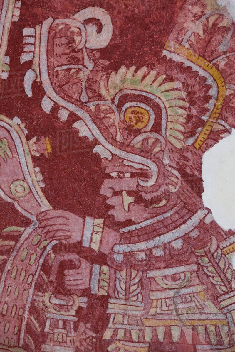 Murales Teotihuacan