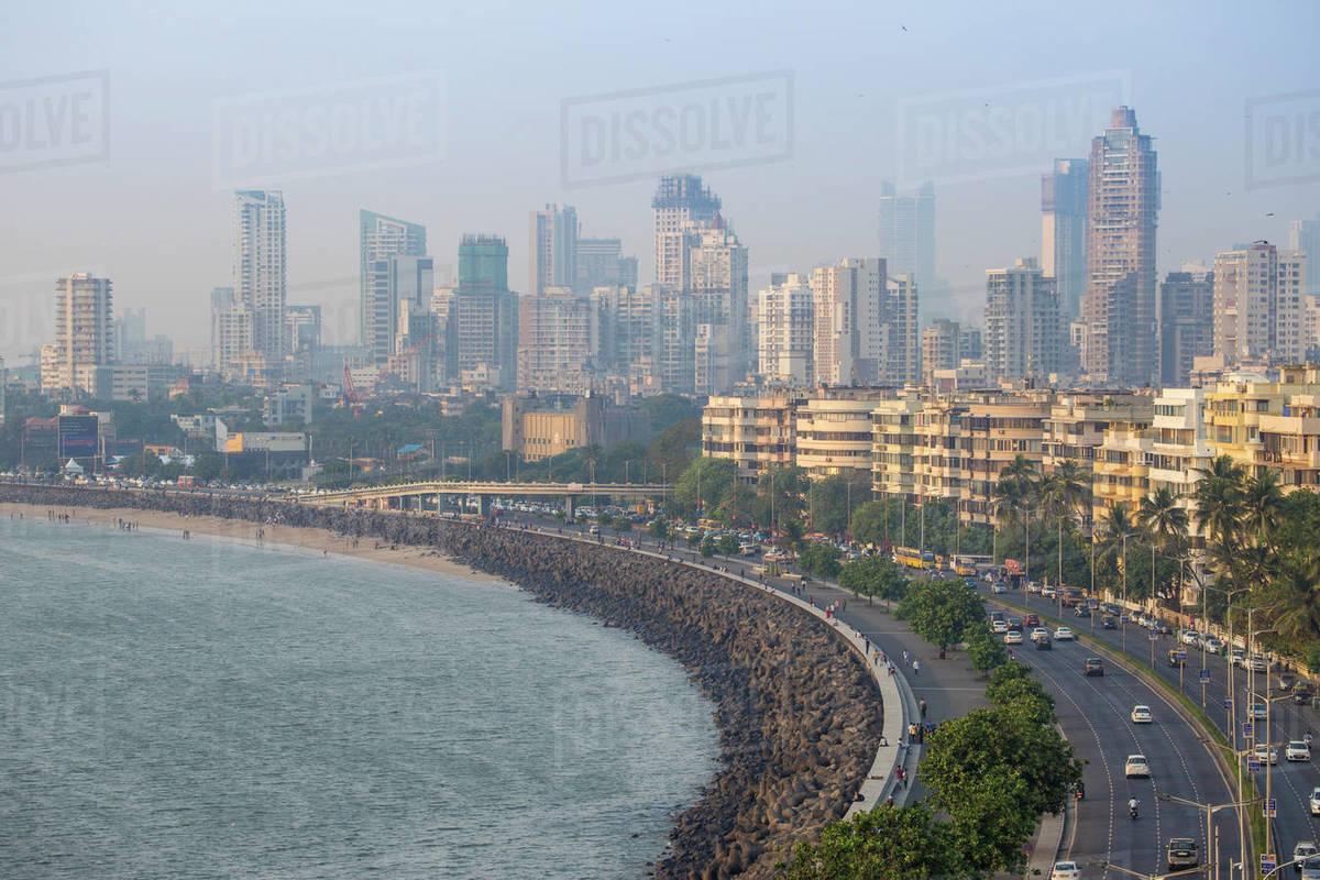 mumbai population 2018
