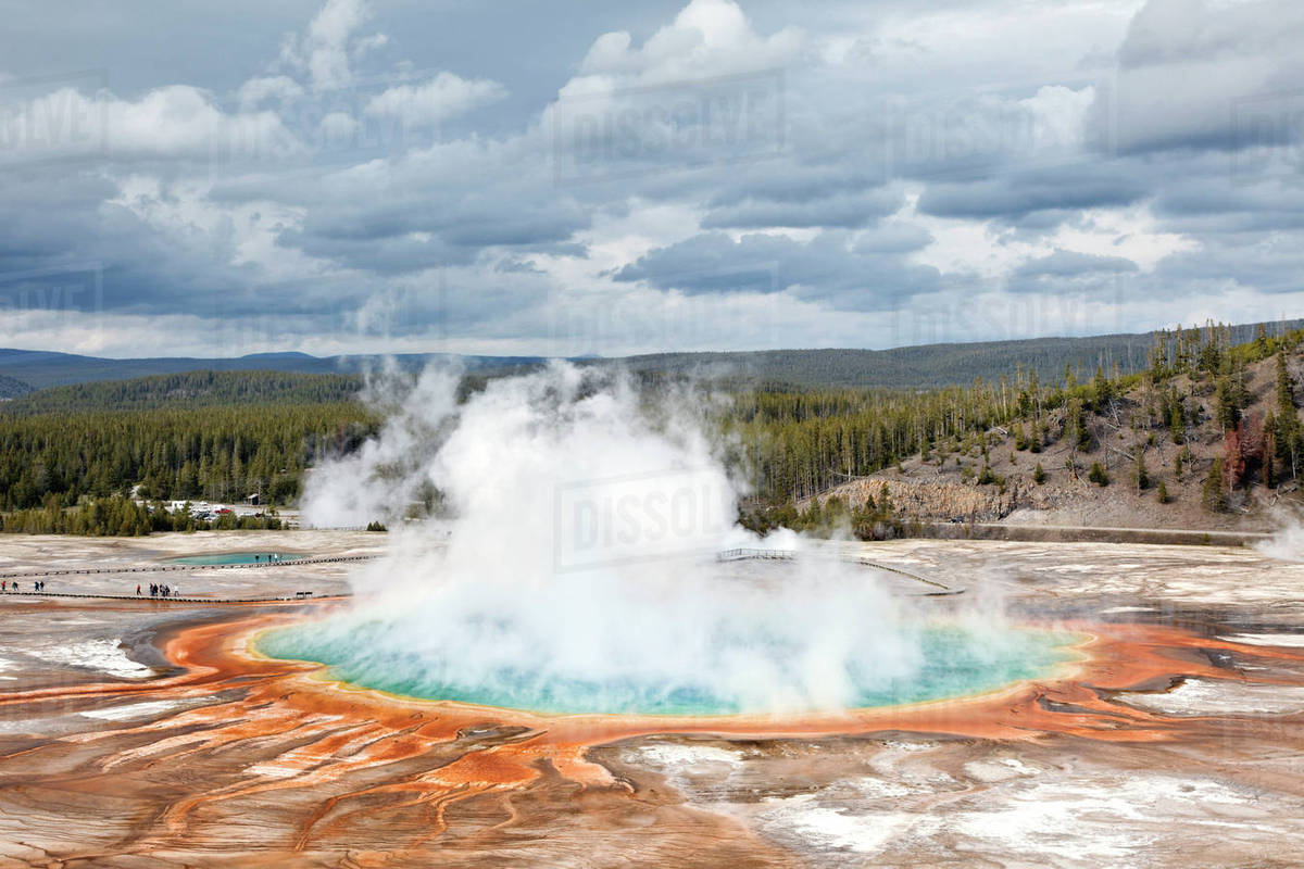 File:Grand Prismatic Spring, Yellowstone National Park