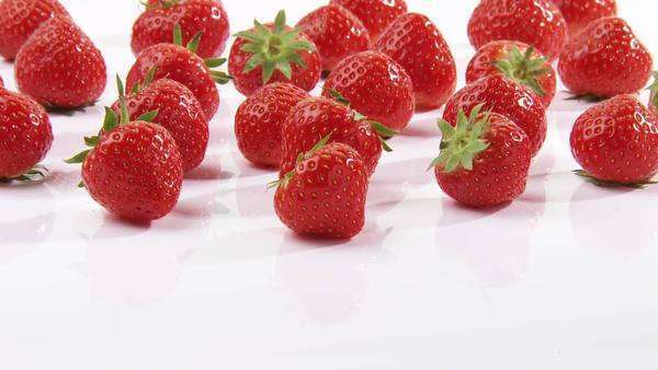 Strawberries Royalty-free stock video