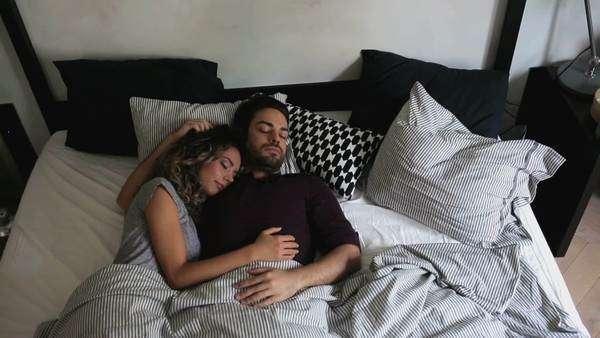 Sleeping Embraced