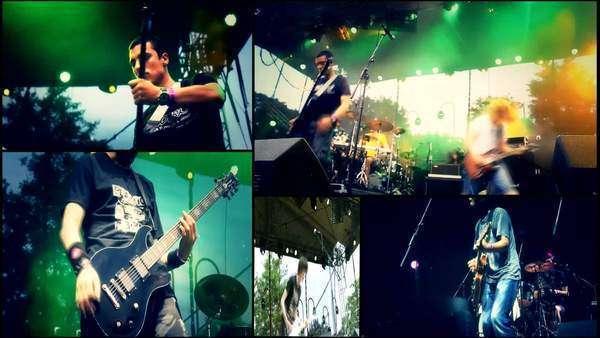 Music group Punk rock alternative grunge hard rock on music