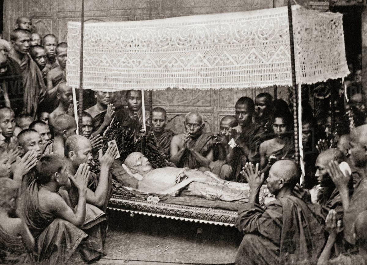 death of the archbishop