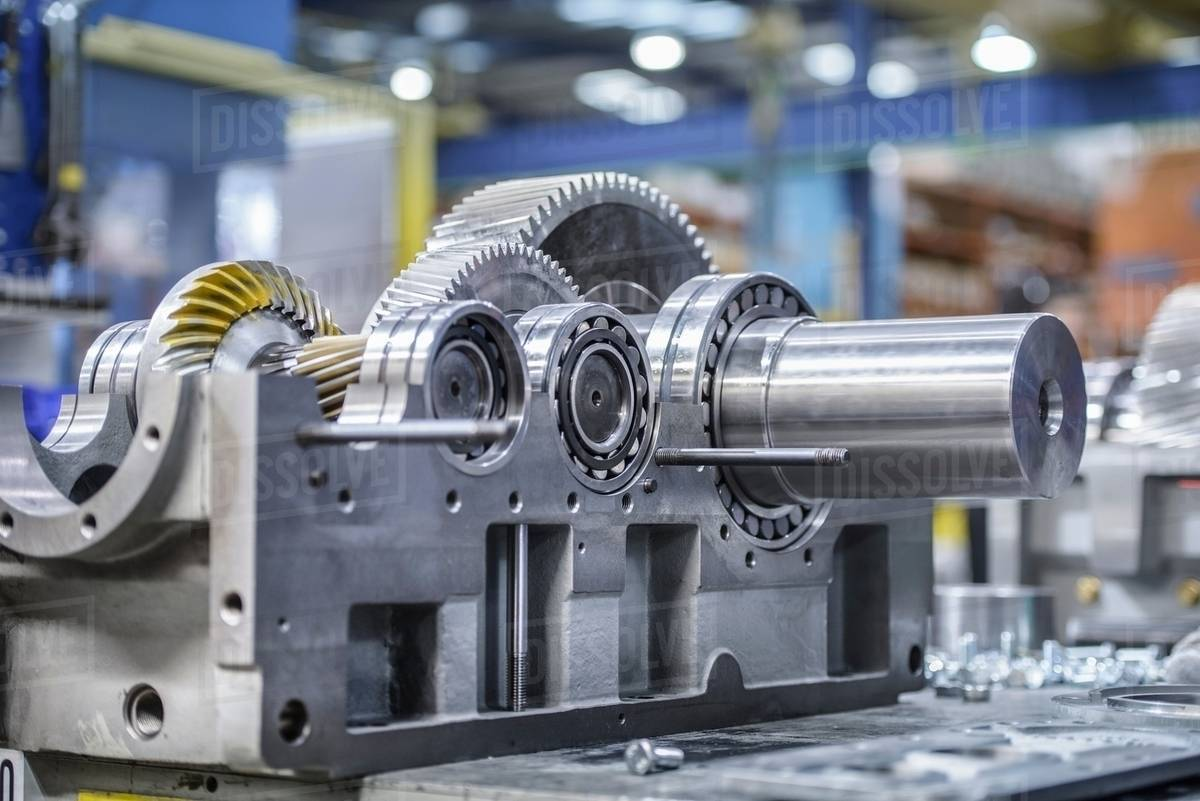 Image result for industrial gearbox