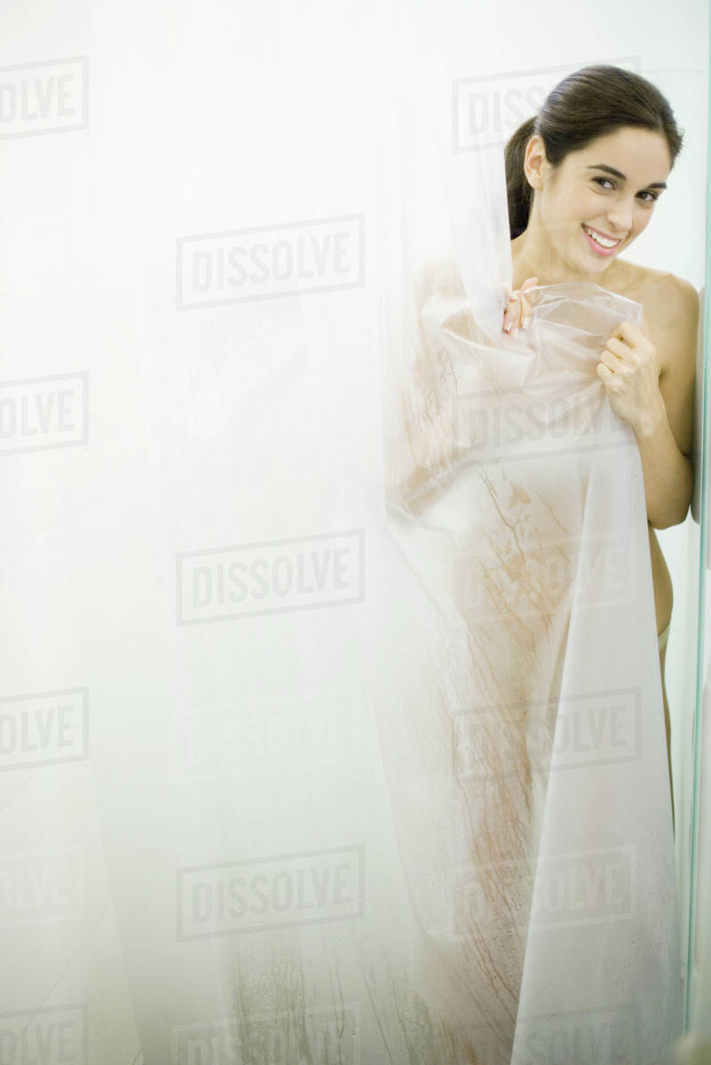 Woman shower photo 100