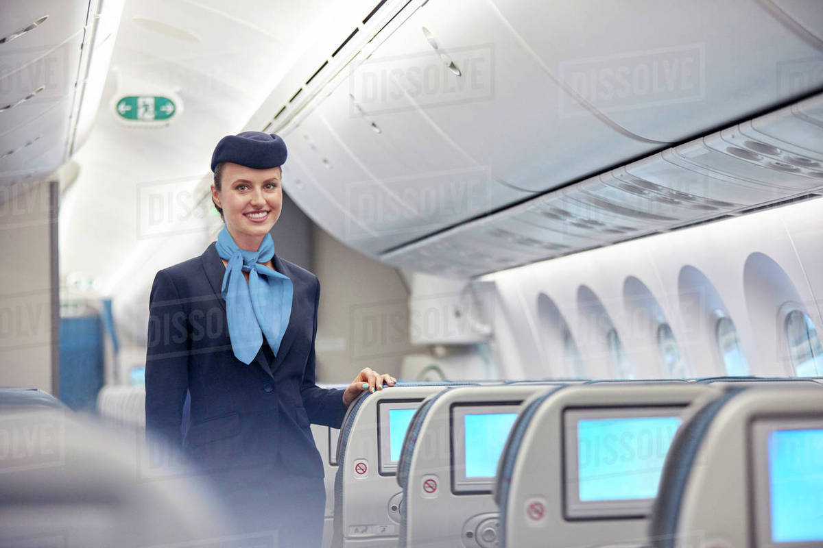 Female flight attendants that made us want to book a